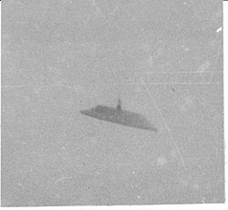 unidentified flying object, McMinnville Oregon, 1950