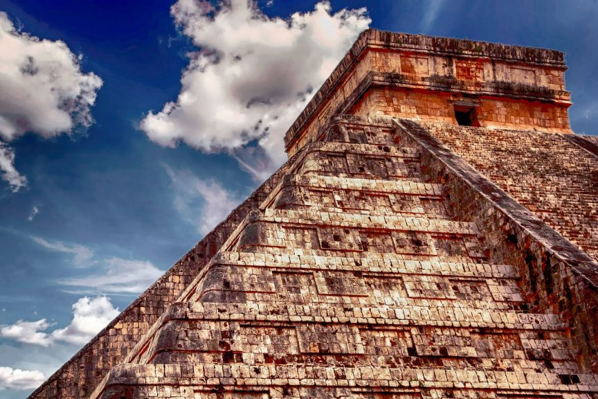 """Mayan elder believed he was healed by """"Angels from the stars"""""""